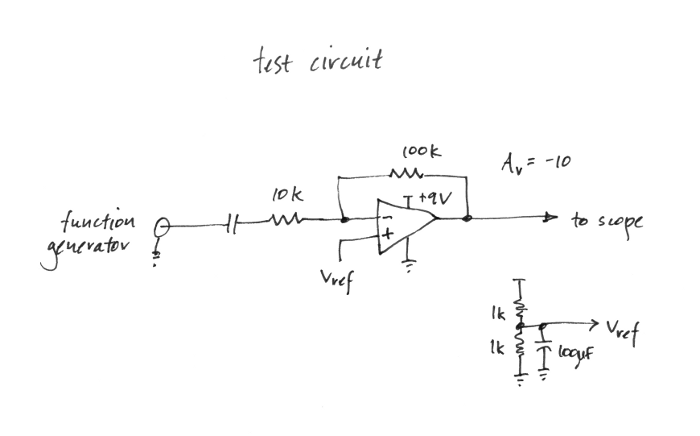an op amp made from 555 chips how to test a diode in circuit how to test opamp 741? circuit digest